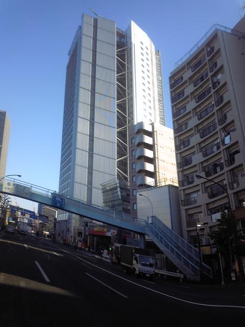 青梅街道-中野坂上