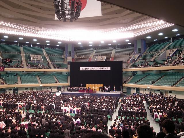 日本武道館 内観