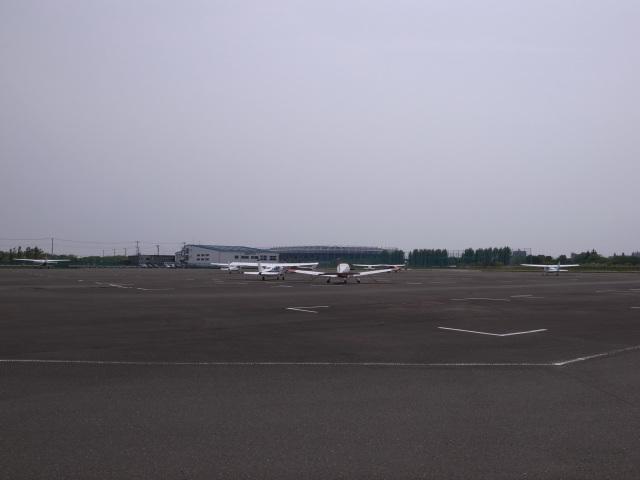 東京飛行場