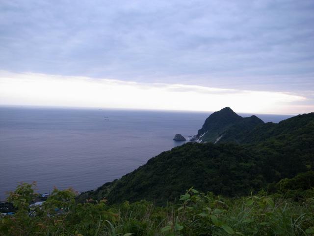夕日ヶ丘からの眺め
