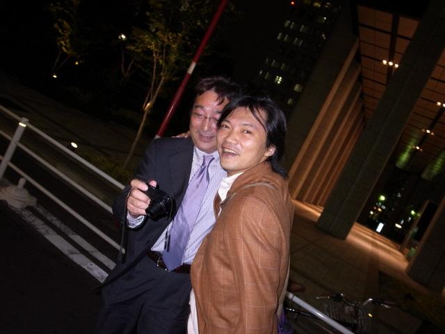 戸塚氏と信岡氏