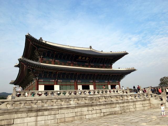 キョンボックン、景福宮、경복궁