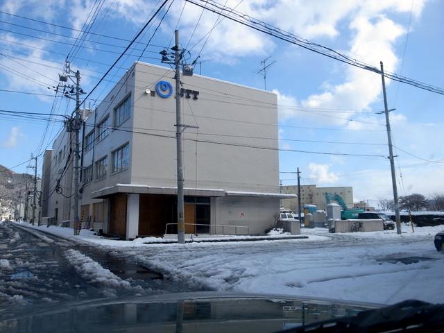 釜石 NTT社屋