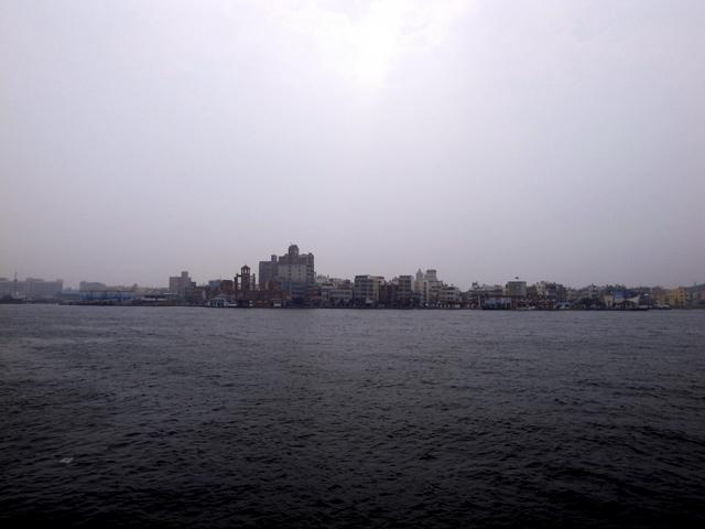 高雄湾(南シナ海)