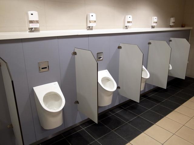 松山機場 トイレ