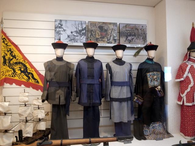 戦争記念館 中国展示