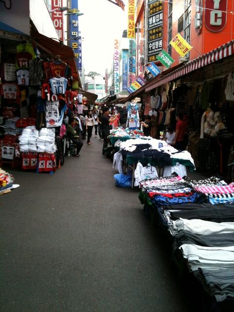 南大門市場(남대문시장)