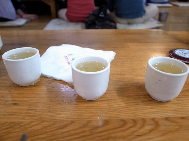 土俗村(토속촌)の食前酒