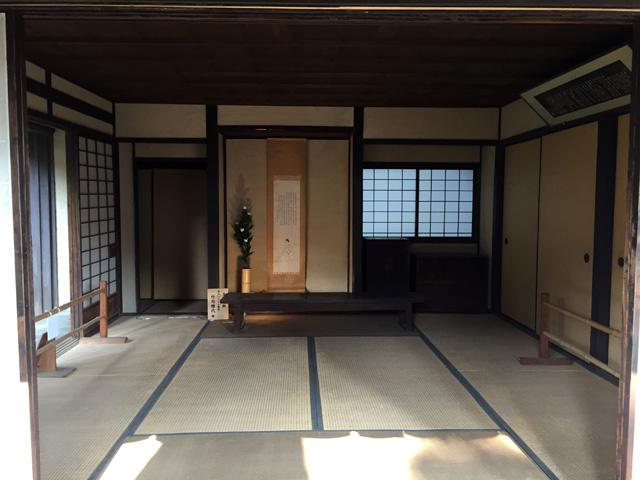 松下村塾 講義室