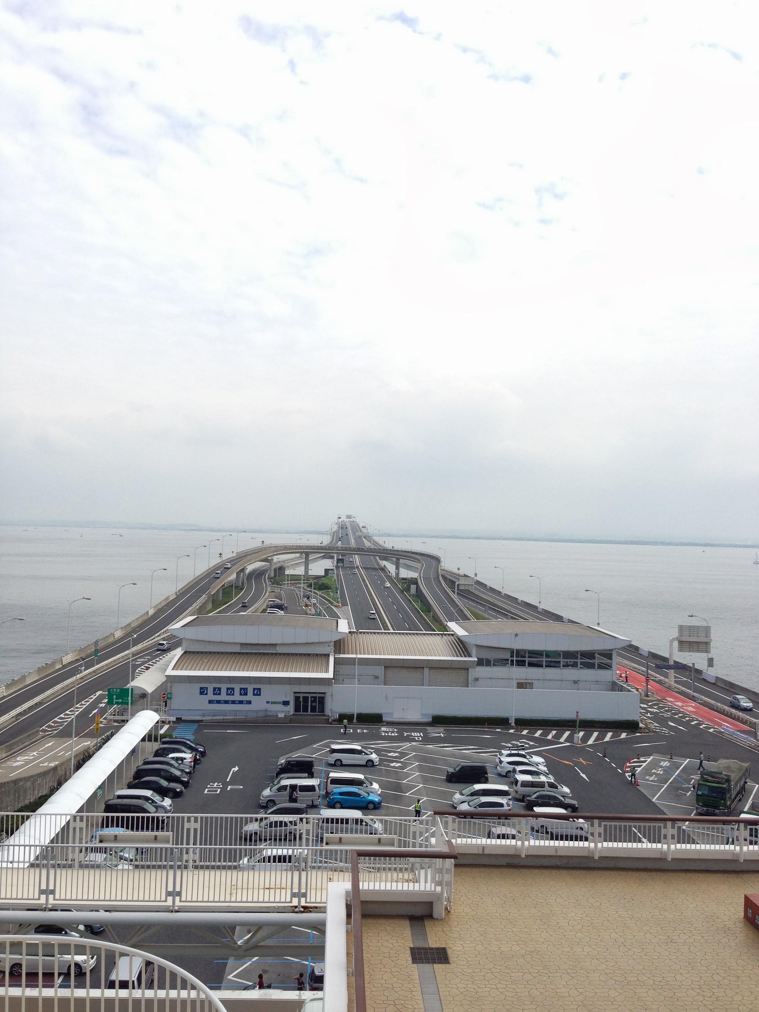 海ほたる 駐車場